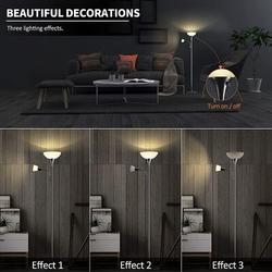 "Latitude Run® Aija 64.96"" LED Tree Floor Lamp in Black/Yellow, Size 64.96 H x 11.81 W x 11.81 D in | Wayfair 4B01414328514A80A36E8B496BEA59D1"