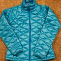 Columbia Jackets & Coats | Columbia Green Teal Jewel Tone Down Jacket | Color: Blue/Green | Size: S