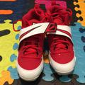 Nike Shoes | Mike Trout Mlb Cleats Brand New Without Box | Color: Red/White | Size: 6bb