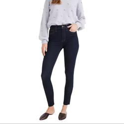 Madewell Jeans   Madewell Roadtripper Jegging High Rise Denim Jeans   Color: Blue   Size: 27