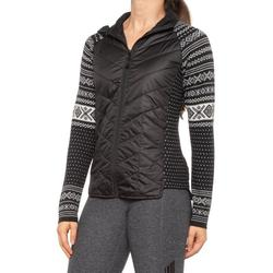 Switchback Fleece Jacket - Black - Krimson Klover Jackets