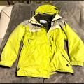 Columbia Jackets & Coats | Columbia Womens Snow Jacket | Color: Green/White | Size: S