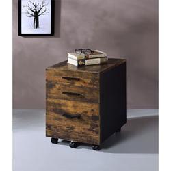 Loon Peak® Nightstand For Home Wood in Brown, Size 22.0 H x 16.0 W x 19.0 D in   Wayfair 1BEBBC1DE9804402B16BE050229373C0