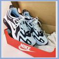 Nike Shoes | Nike Air Max 200 Shoe Ladies Trainers 8 | Color: Black/White | Size: 8
