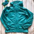 Columbia Jackets & Coats | Columbia Womens Packable Rain Jacket | Color: Blue | Size: M
