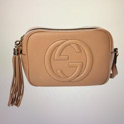 Gucci Bags   Gucci Soho Leather Disco Bag   Color: Pink   Size: Os
