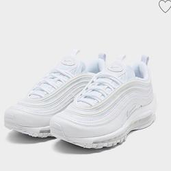 Nike Shoes | Nike Women Air Max 97 Casual Shoes | Color: White | Size: 8