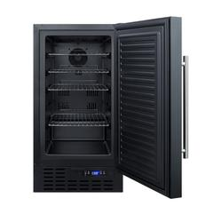 """18"""" Wide Built-In All-Refrigerator, ADA Compliant - Summit Appliance FF1843BADA"""