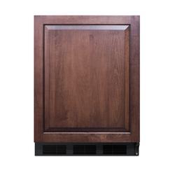 """24"""" Wide Built-In All-Refrigerator - Summit Appliance FF6BKBI7IF"""