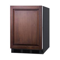 """24"""" Wide Built-In All-Refrigerator - Summit Appliance FF7BKBIIF"""