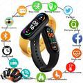 Original Xiaomi 2021 M6 bande montre intelligente hommes femmes enfants Smartwatch Fitness bracelets