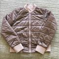 Lululemon Athletica Jackets & Coats   Lululemon Reversible Bomber Jacket   Color: Pink   Size: 6