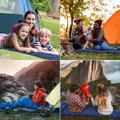 Aike Home Foot Inflatable Cushion, Outdoor Camping Mat, Tent, Sleeping Mat, Beach Mat in Blue   Wayfair DFFTMC71140033L
