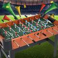 CHUNBIEGSR INC Table Football, Standard Football Table in Black, Size 24.02 H x 47.24 W x 31.89 D in   Wayfair THZ1850707