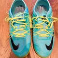 Nike Shoes   Nike Free 1.0 Cross Bionic Crossfit Shoes   Color: Blue/Yellow   Size: 6