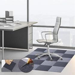 IMMORTAL Chair Mats Hard Floor Office Chair Mat For Hardwood Floor, Floor Protector Chair Mats For Home Office, Desk Rug Multi-Purpose Carpet Indoor