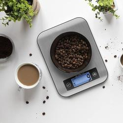 OXINGO Digital Food Scale w/ Weight In Grams & Ounces - 22Lb Kitchen Digital Scale For Baking, Cooking, Size 8.46 H x 6.3 W in | Wayfair