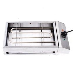 YANYU 110V 2800W Electric Smokeless Barbecue Oven Grill Commercial BBQ Grill Stove, Size 5.31 H x 11.02 D in | Wayfair 2021897