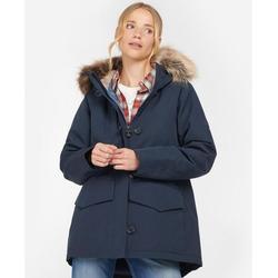 Warkworth Jacket Jacket - Blue - Barbour Jackets