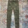 American Eagle Outfitters Pants & Jumpsuits | American Eagle High Rise Camo Cargo Jegging Size 4 | Color: Black/Green | Size: 4