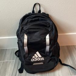 Adidas Accessories | Adidas Backpack | Color: Black | Size: Backpack