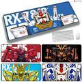 Gundam – grand tapis de souris pour PC Gamer, accessoire de jeu animé, clavier Varmilo, bureau, CS