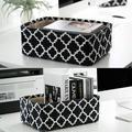 Red Barrel Studio® ELONG HOME Fabric Storage Baskets Small Baskets For Organizing, Storage Baskets For Organizing Drawers, Closet   Wayfair
