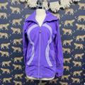 Lululemon Athletica Jackets & Coats | Lululemon Stride Jacket | Color: Purple | Size: 10