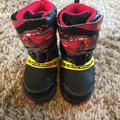 Disney Shoes | Disney Cars Boys Winter Boots | Color: Black/Red | Size: 6bb