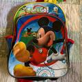 Disney Other   Disney'S Junior Mickey Mouse Clubhouse Backpack   Color: Brown   Size: Osb