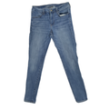 American Eagle Outfitters Jeans   American Eagle Women Jeggings Low Rise Blue Size 6   Color: Blue   Size: 6