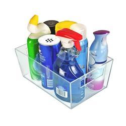 Rebrilliant Plastic Organizer Storage Tote Bin w/ Handle, Pantry Storage, Kitchen & Fridge Organizer, Cabinet & Drawer Container | Wayfair