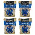 Western BBQ Western Premium BBQ 180 Cu In Hickory BBQ Grilling Smoking Wood Chips (6 Pack) | Wayfair 4 x 78055