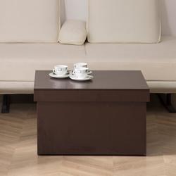 Latitude Run® Wooden Shoe Storage Cabinet Shoe Ottoman Storage Box,Brown in Black, Size 16.14 H x 31.5 W x 13.78 D in | Wayfair