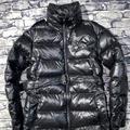 Burberry Jackets & Coats | Burberry Brit Goose Down Jacket | Color: Black | Size: M