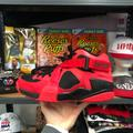 Nike Shoes   Nike Air Raid University Red   Color: Black/Red   Size: 11
