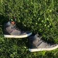 Levi's Shoes | Levis Casual Tennis Shoes | Color: Black/Blue | Size: 10