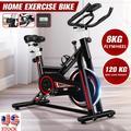 GEEMAX – vélo d'exercice Ultra-silencieux pour la maison, équipement de cyclisme, Cardio, perte de