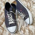 Levi's Shoes | Levis Stan Buck Shoe | Color: Blue/White | Size: 9.5