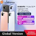 【World Premiere】Global Version Xiaomi 11 Lite 5G NE Smartphone 128/256 GO ROM Snapdragon 778G Octa