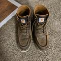 Carhartt Shoes   Mens Carhartt Work Boots   Color: Black   Size: 12