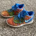 Nike Shoes   Kids Sponge-Bob Nike Size 4.5   Color: Black/Blue   Size: 4.5bb