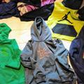 Nike Shirts & Tops | 2 Under Armour, 1 Jordan And 1 Nike Hoodies | Color: Gray | Size: Various