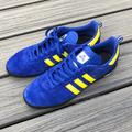 Adidas Shoes   Mens Adidas Palace Indoor Limited Size 11.5   Color: Blue/Purple   Size: 11.5