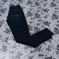 Levi's Jeans   Levi Denizen Low Rise Jegging Jeans   Color: Black   Size: 25