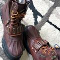 Polo By Ralph Lauren Shoes | Brand New Mens Polo By Ralph Lauren Winter Boots | Color: Black | Size: 11.5