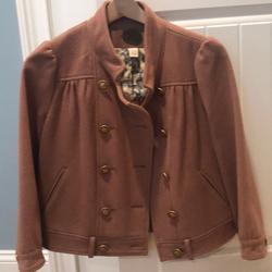 Anthropologie Jackets & Coats | Anthropologie Idra Jacket | Color: Brown/Black | Size: 6