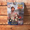 Disney Toys   Disney Pixar Toy Story 4 Duke Caboom With Cycle   Color: Brown/Tan   Size: Osb