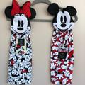 Disney Kitchen | Disney Mickey & Minnie Mouse Hand Towels | Color: White/Cream | Size: Os