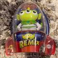 Disney Toys | Disney Pixar Alien Remix Buzz Light Year Figure | Color: Tan/Gray | Size: Osb